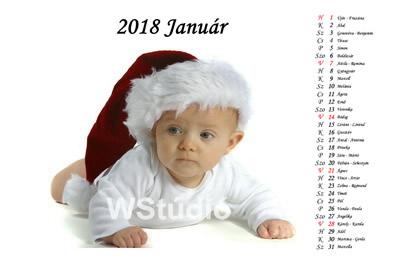 2018 - asztali naptár minta!